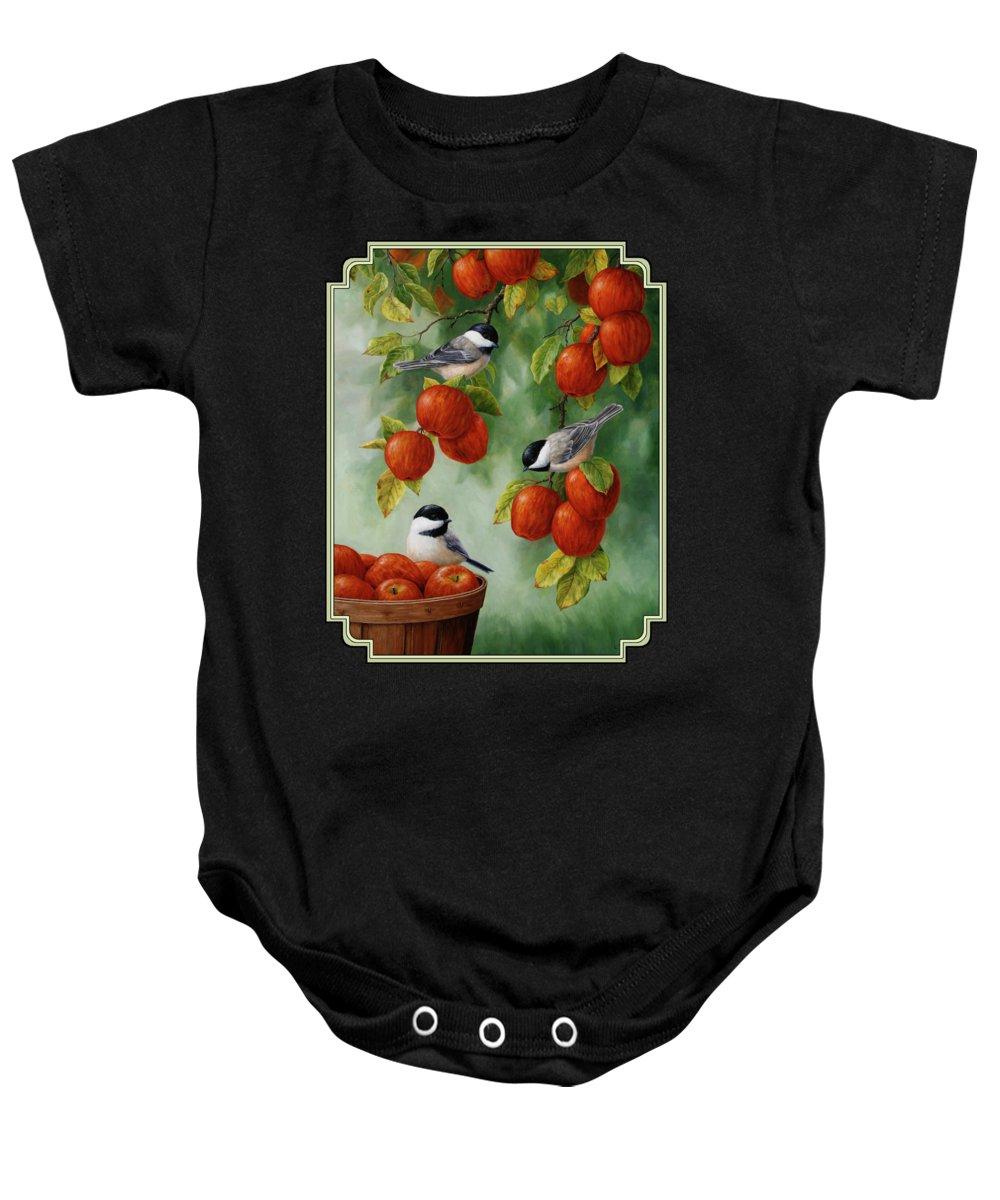 Leaf Baby Onesies