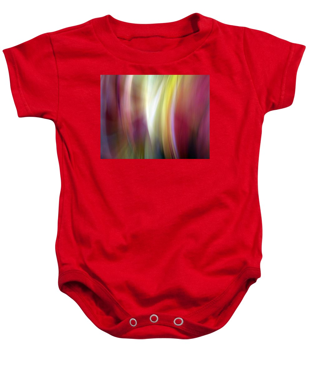 Nature Baby Onesie featuring the photograph Nature Magic by Munir Alawi