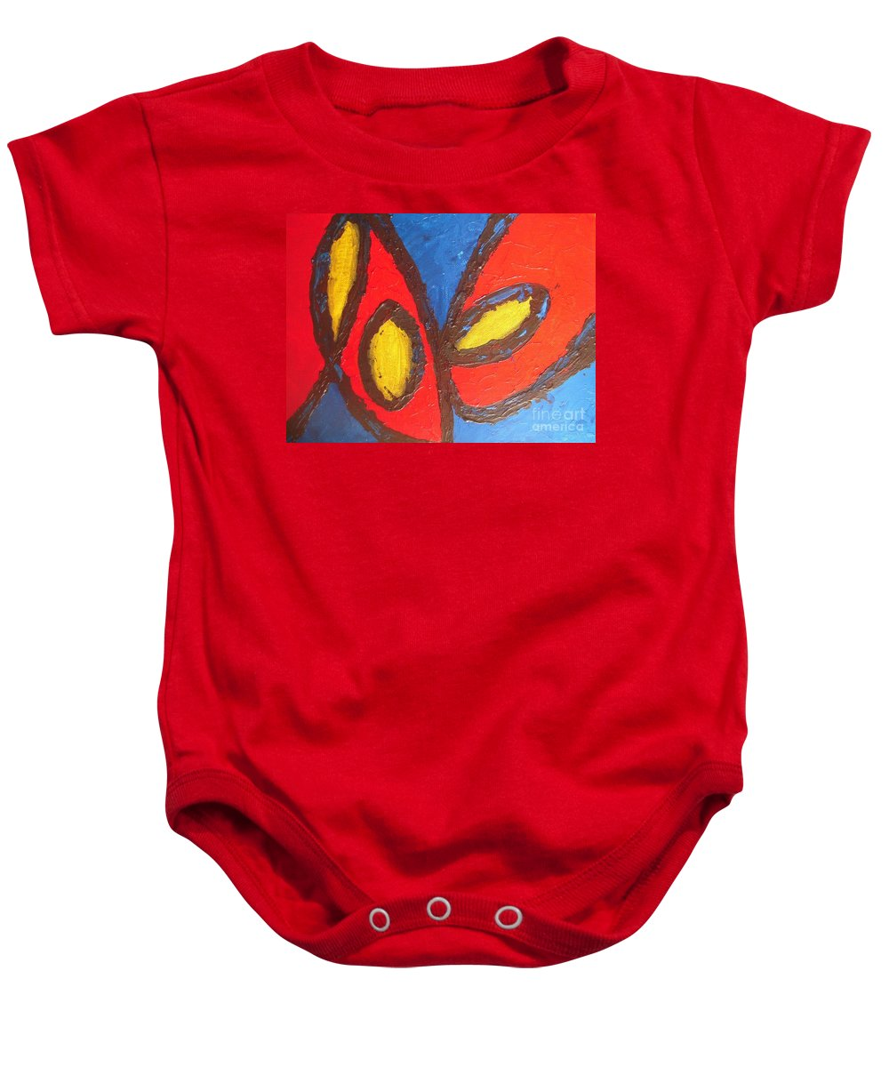 Love Baby Onesie featuring the photograph Love by Vesna Antic