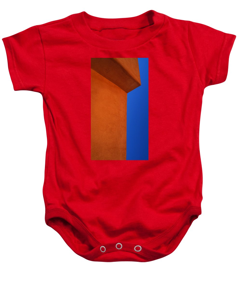 Skip Hunt Baby Onesie featuring the photograph Big Red by Skip Hunt