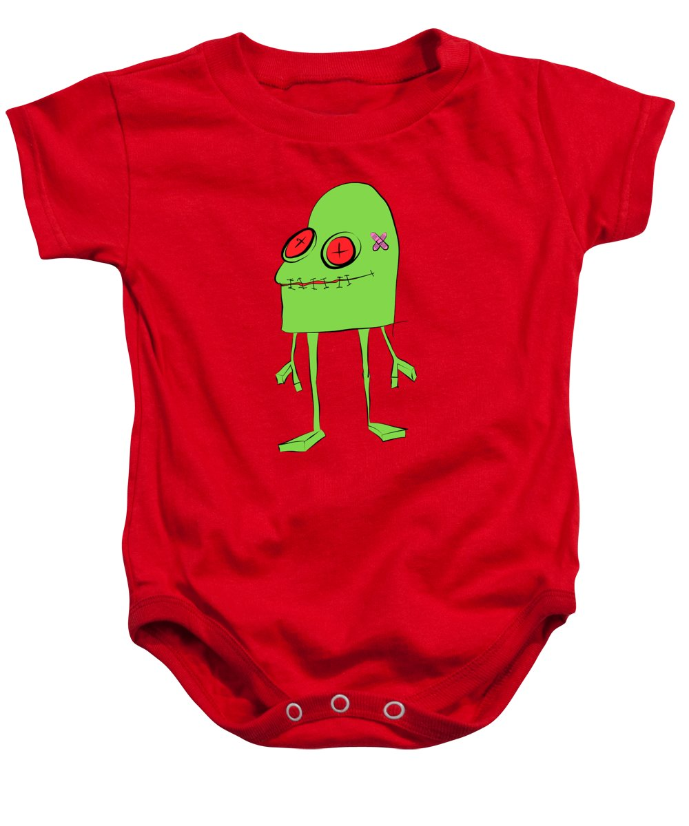 fd5920aff Introducing Obo Onesie for Sale by Bruce Stanfield
