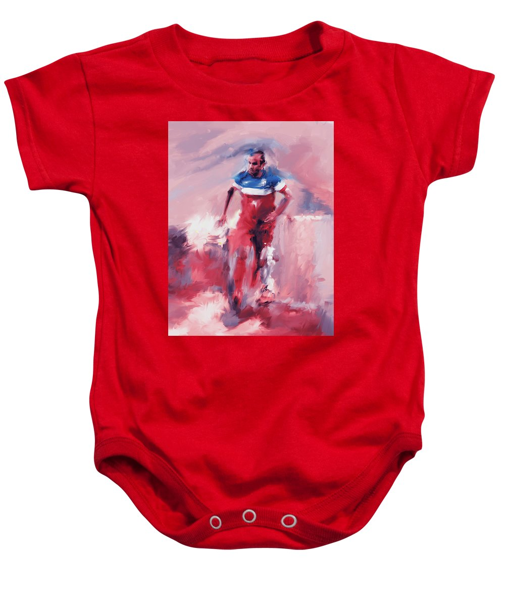 Landon Donovan Baby Onesies