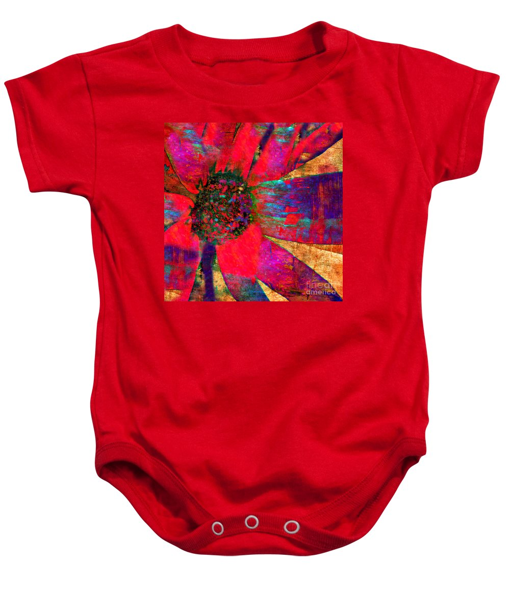 Anne Alfaro Baby Onesie featuring the photograph Living Color by Anne Alfaro