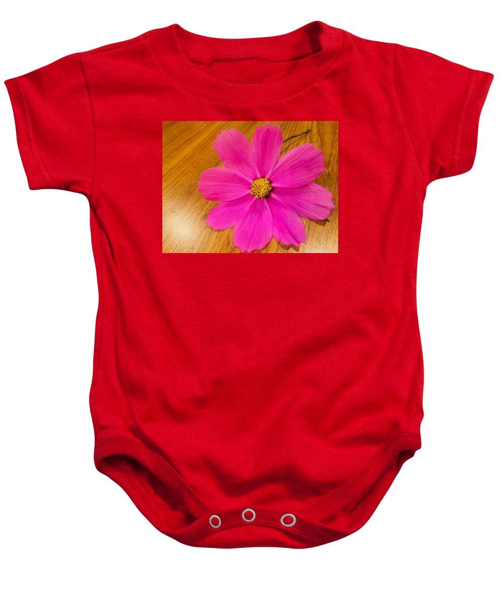 Baby Onesie featuring the photograph Sass by Lisa Anne Warren