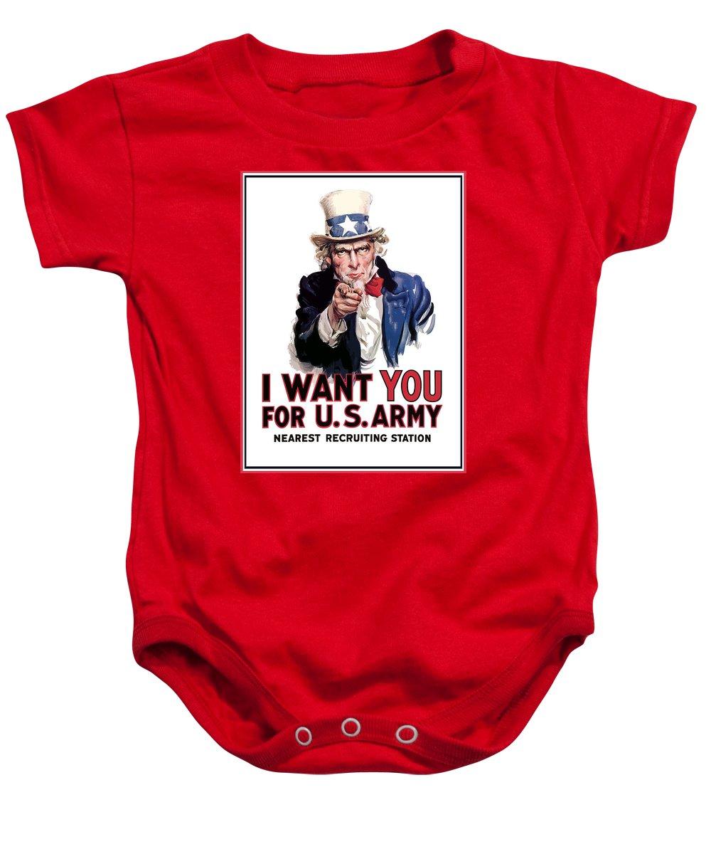 Americana Baby Onesies