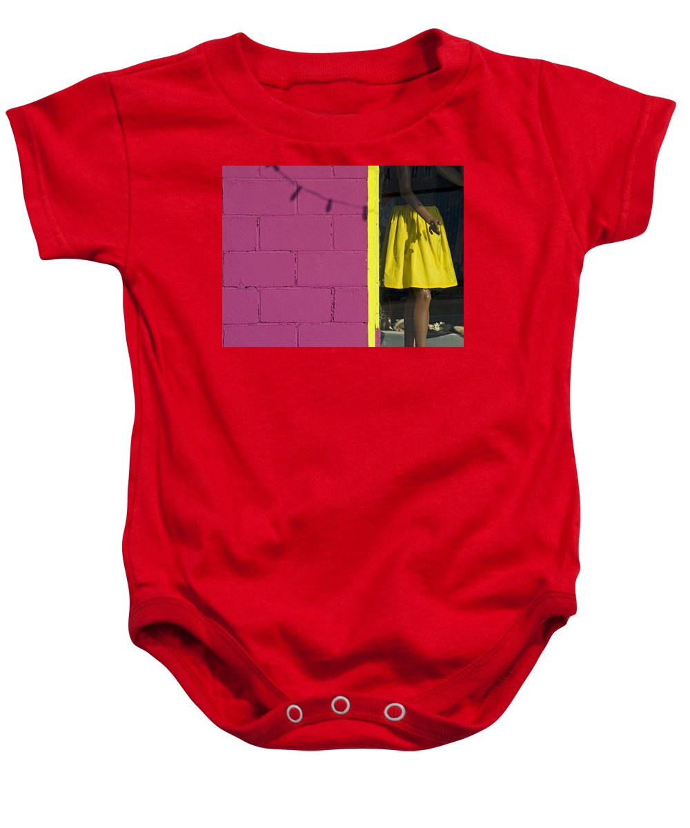 Woman Baby Onesie featuring the photograph Waiting by Skip Hunt