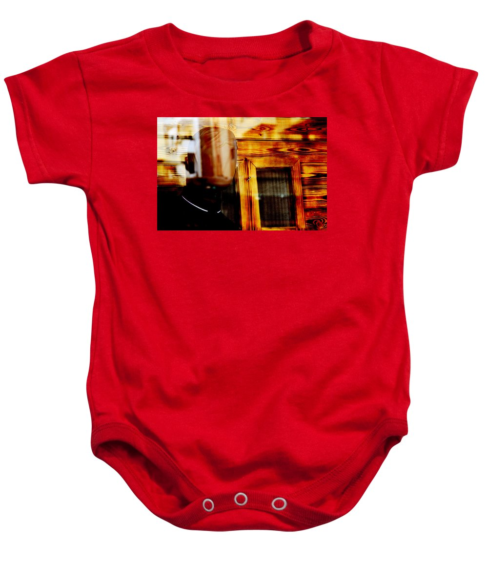 Egypt Baby Onesie featuring the photograph Wild Wood by Jez C Self