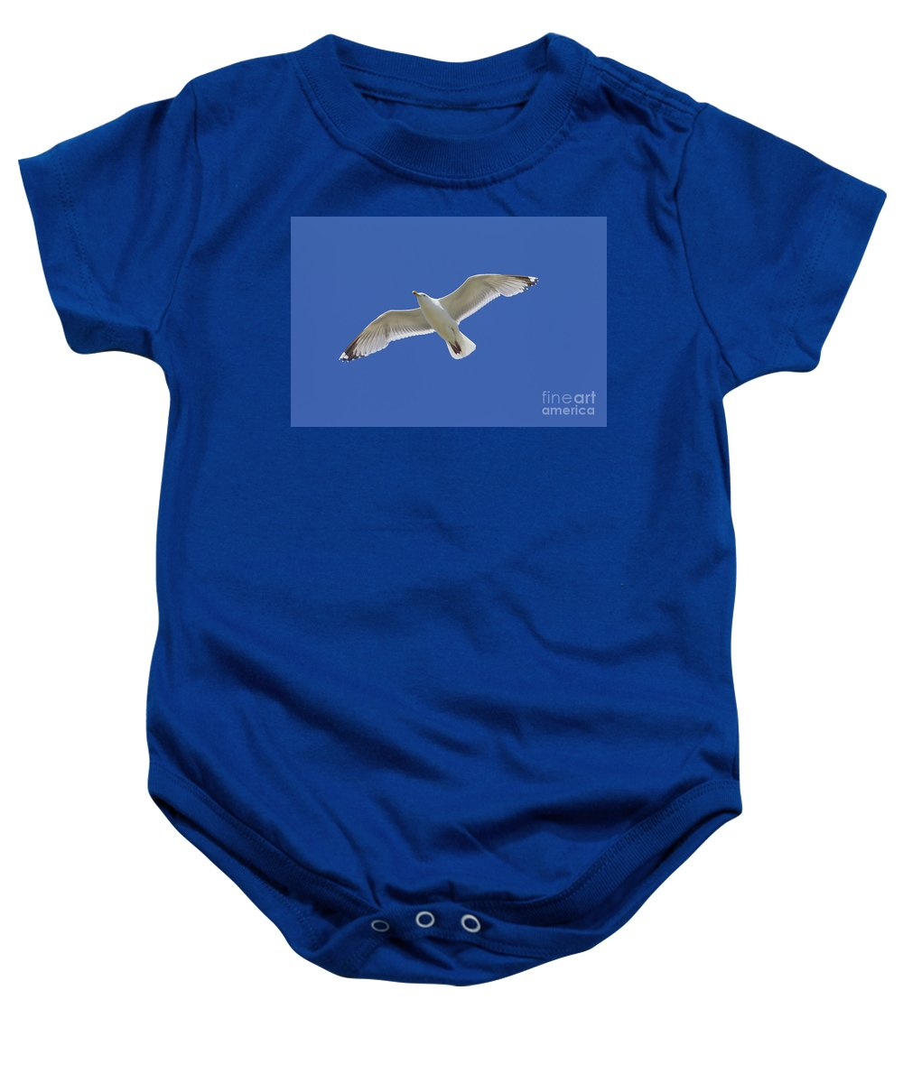 European Baby Onesie featuring the photograph 130215p213 by Arterra Picture Library