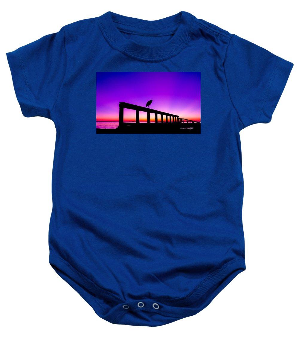 Ft. Walton Beach Baby Onesie featuring the photograph 2015 01 24 01 C 0636 by Mark Olshefski