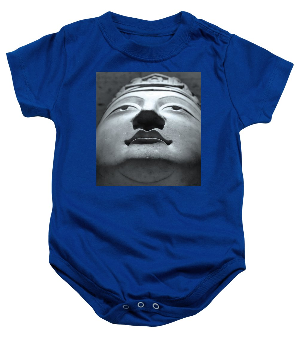 Buddha Baby Onesie featuring the photograph Enlightenment by William Rockwell