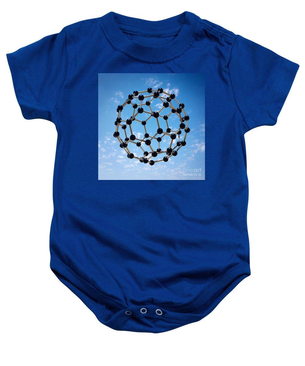 Molecular Clouds Baby Onesies
