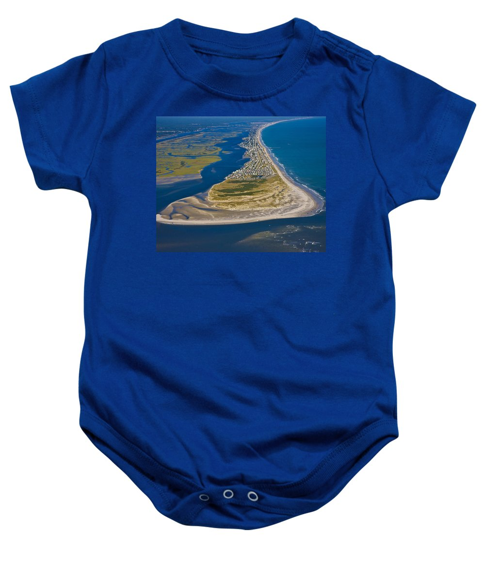 Fantasy Baby Onesie featuring the photograph Isolated Luxury by Betsy Knapp