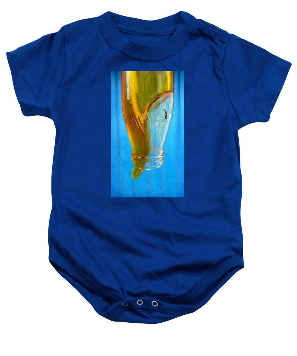 Skip Hunt Baby Onesie featuring the photograph Miel by Skip Hunt