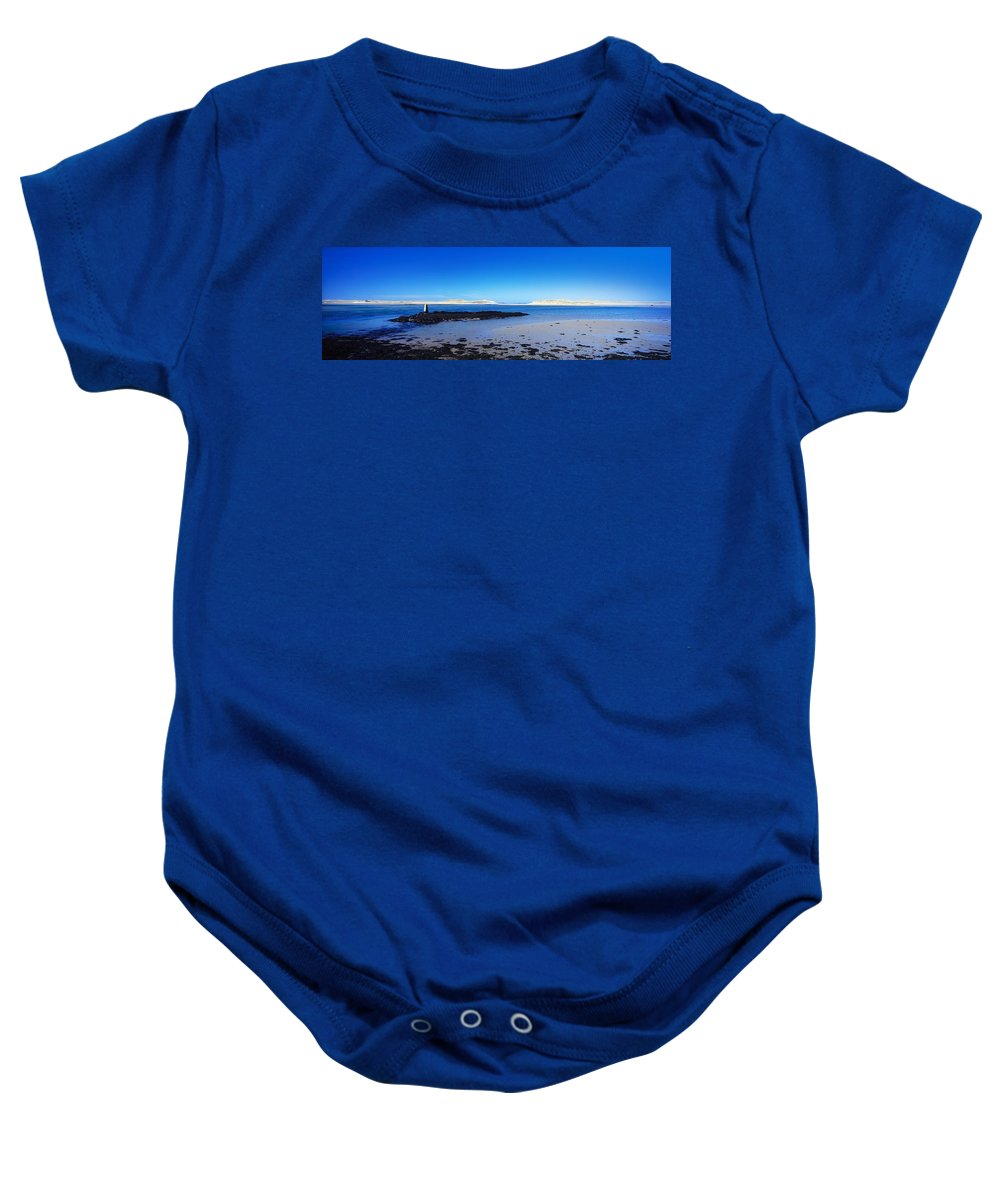 Bay Baby Onesie featuring the photograph Ballyness Bay, County Donegal, Ireland by The Irish Image Collection