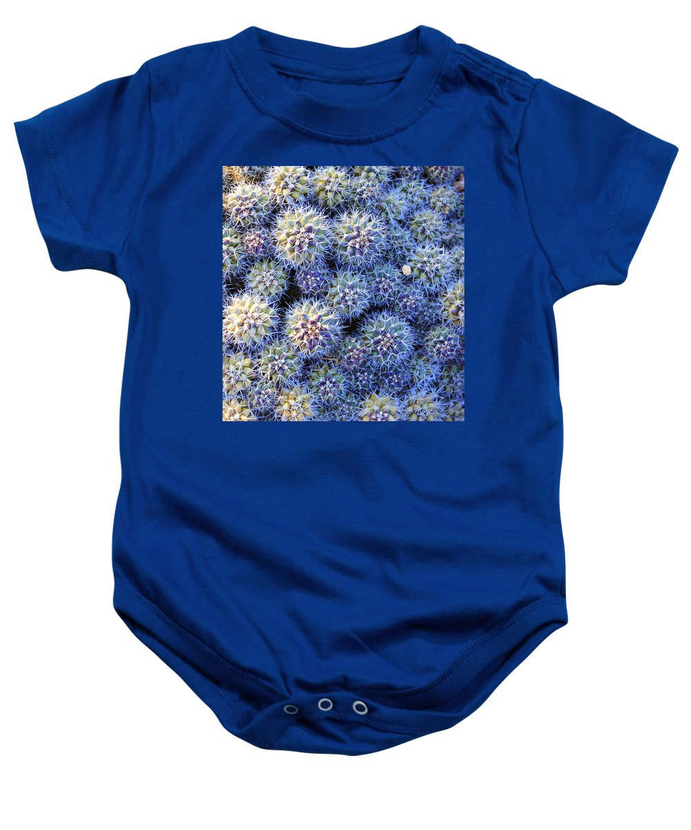 Thorns Baby Onesie featuring the photograph Thorns by Sumit Mehndiratta