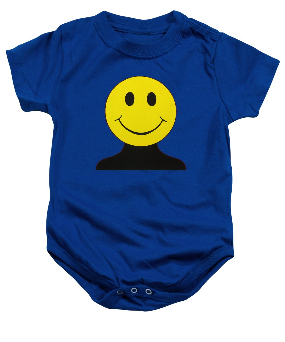 Smiley Faces Baby Onesies