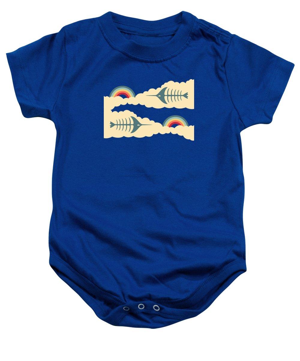 Swordfish Baby Onesies
