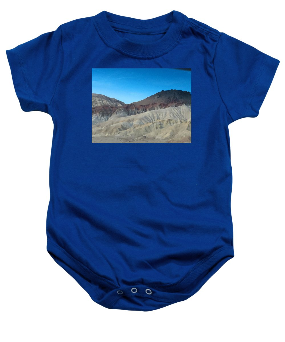 Desert Baby Onesie featuring the photograph Ice Cream by David Gallagher