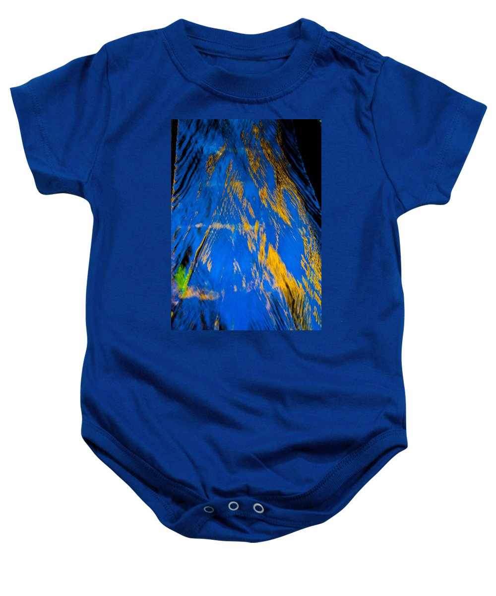 Soul Baby Onesie featuring the photograph Soul Fire by Casper Cammeraat