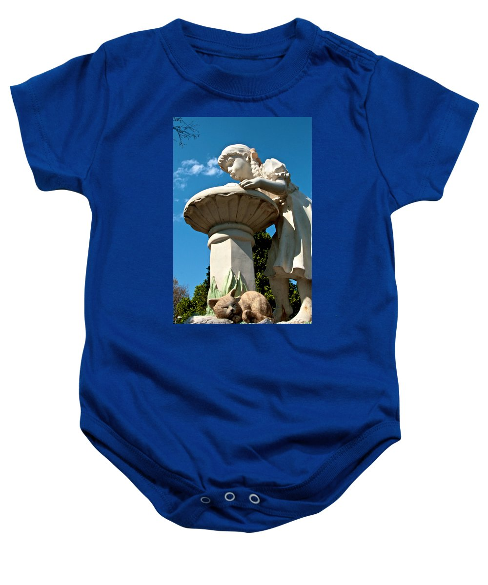 Water Baby Onesie featuring the photograph Thirst by Robert Pearson