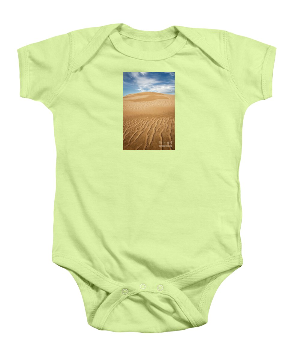San Luis Obispo County Baby Onesie featuring the photograph Eternity by Alice Cahill