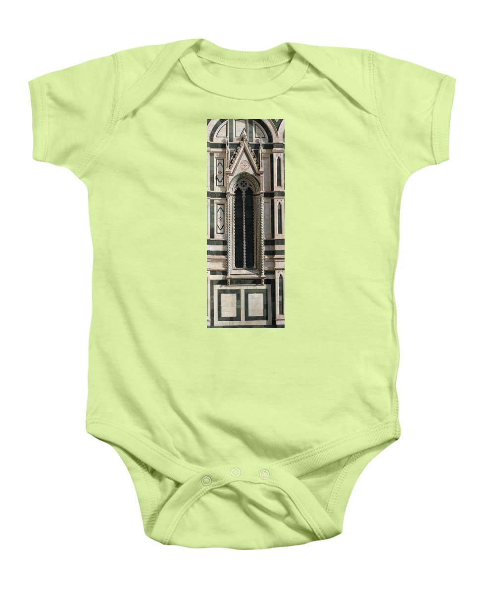 Italy Baby Onesie featuring the photograph City 0034 by Carol Ann Thomas