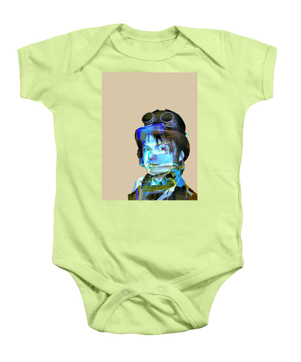Artful Dodger Baby Onesie featuring the photograph Artful Dodger by Dominic Piperata