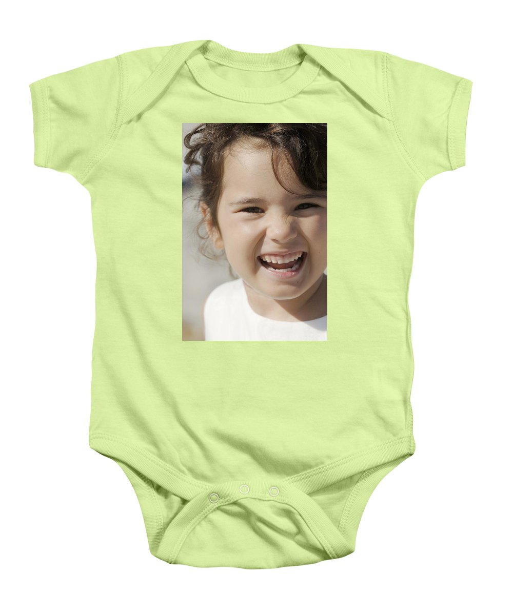 Happy Contest Baby Onesie featuring the photograph Happy Contest 10 by Jill Reger