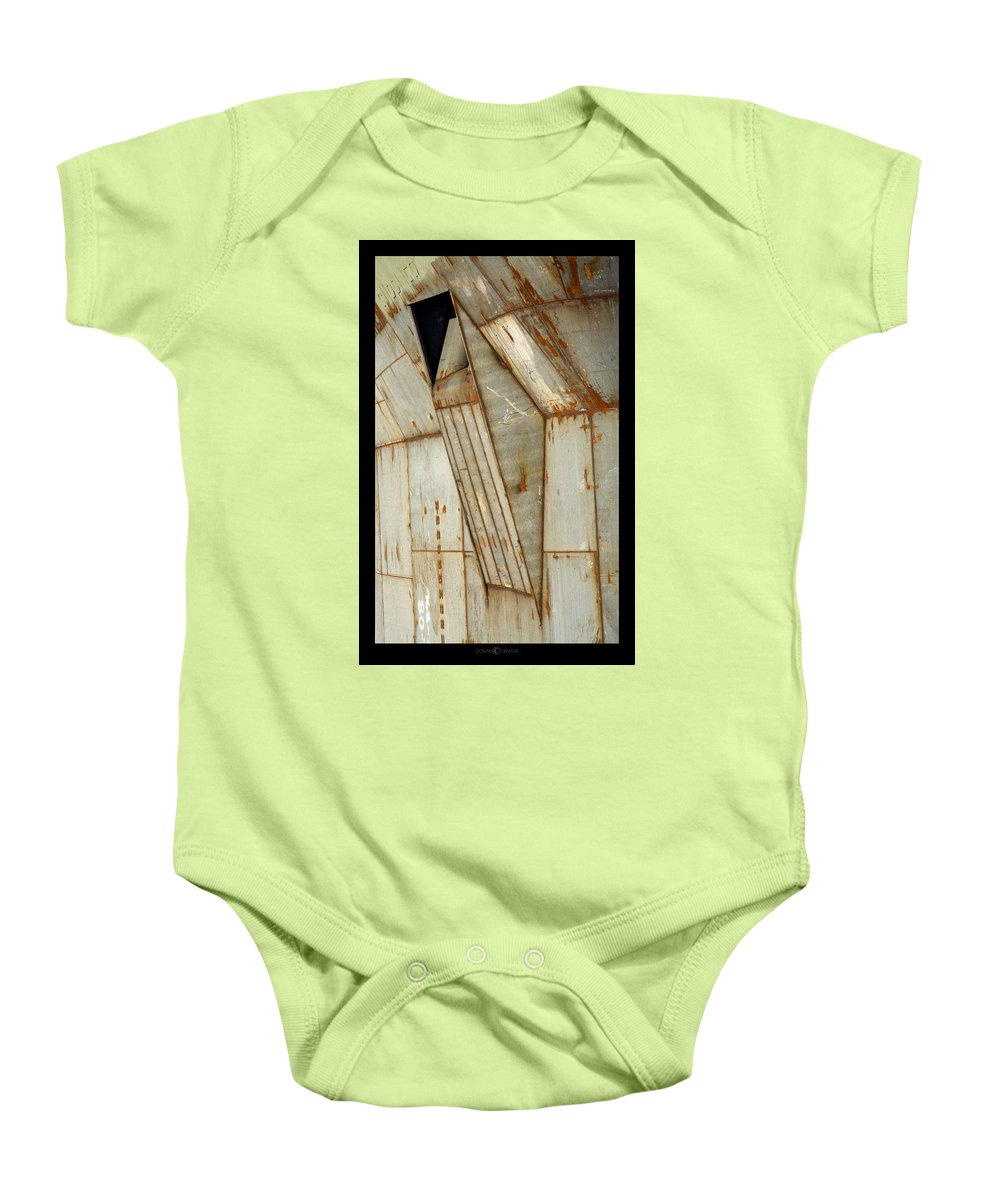 Hull Baby Onesie featuring the photograph Hull Detail by Tim Nyberg