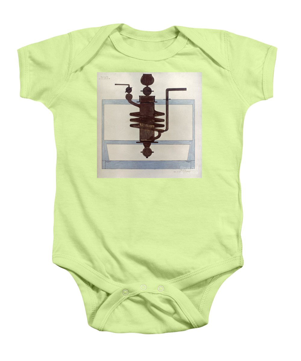1915 Baby Onesie featuring the photograph Picabia: Paroxyme, 1915 by Granger