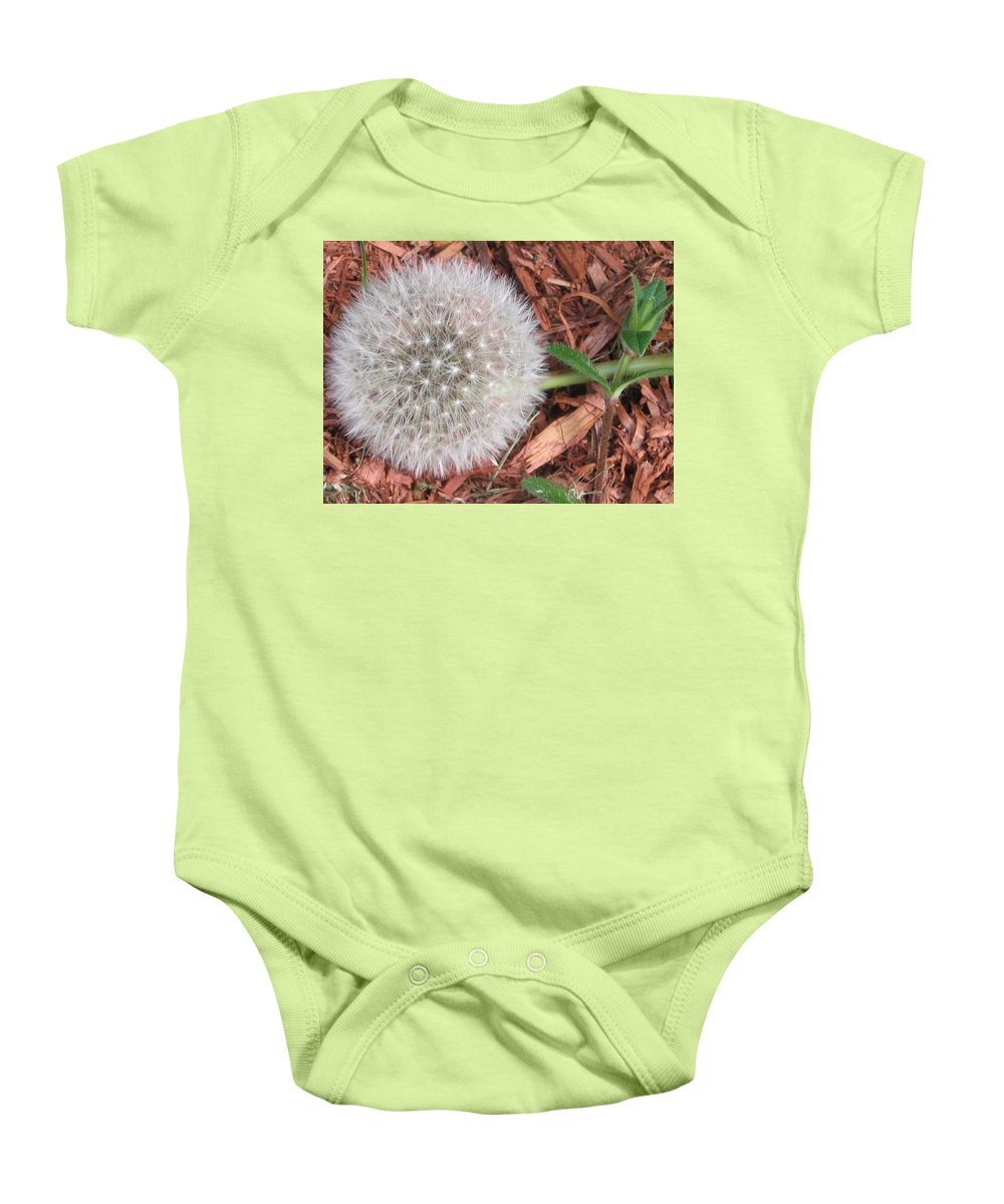 Nature Baby Onesie featuring the photograph Que La Nature Est Belle... by Line Gagne