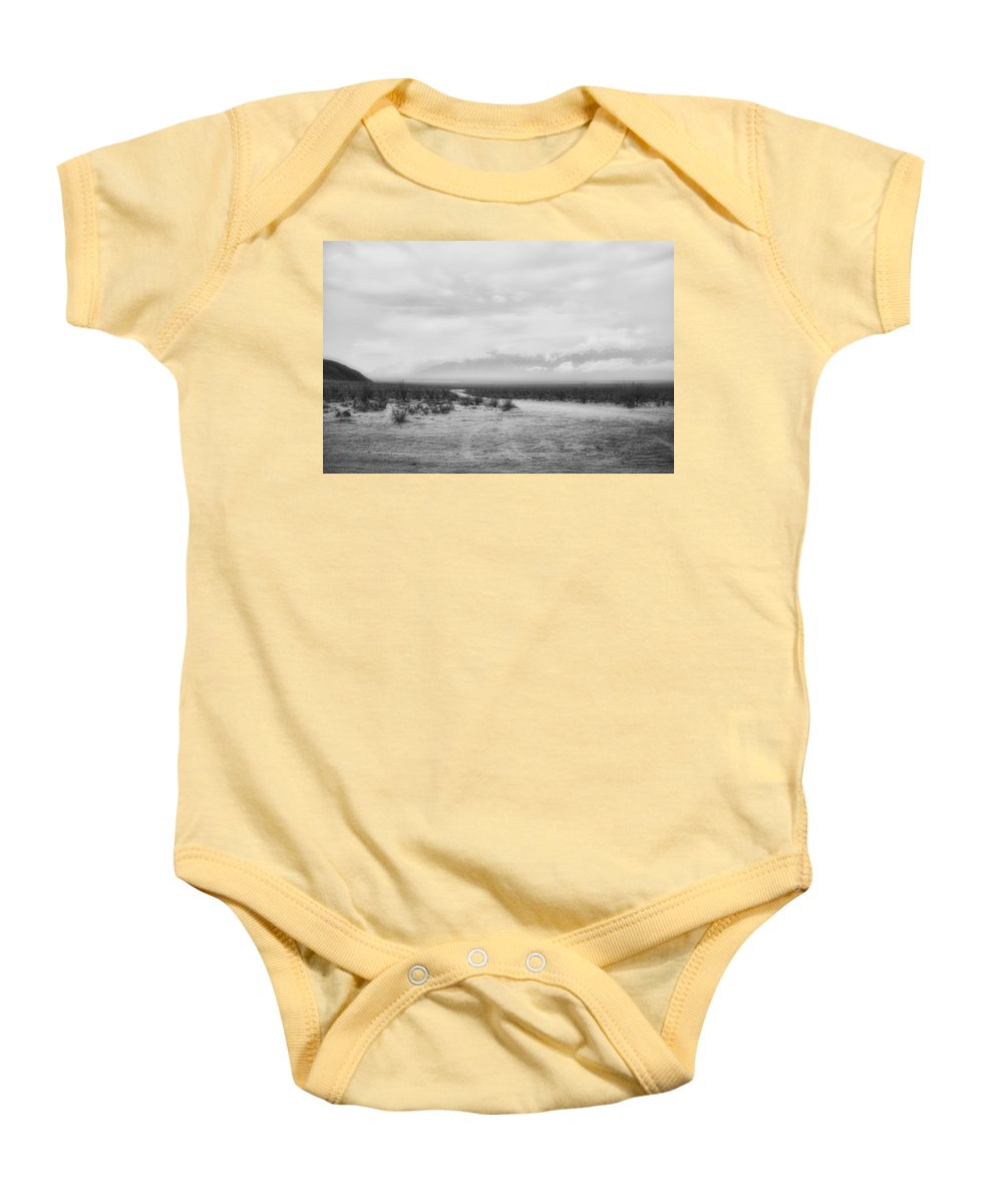 Thunderstorm Baby Onesie featuring the photograph Road To The Sierra Madre by Hugh Smith
