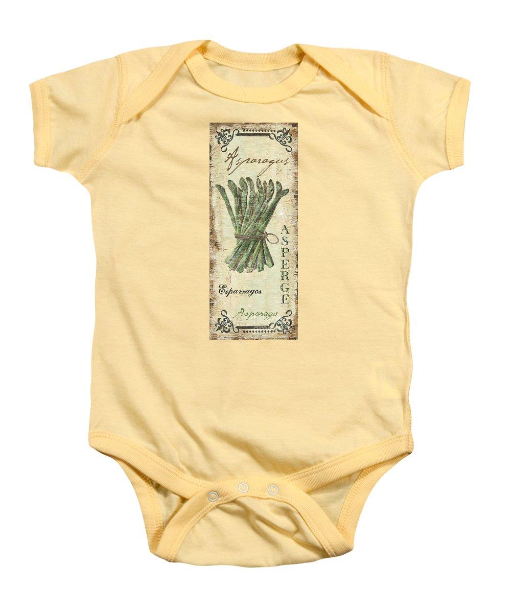 Asparagus Baby Onesies
