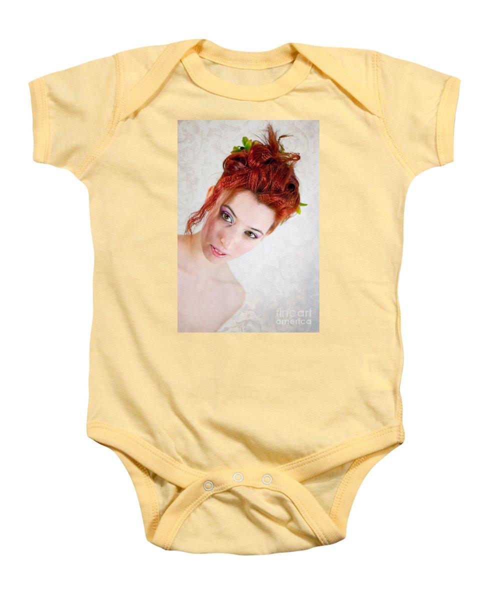 Yhun Suarez Baby Onesie featuring the photograph G 1.0 by Yhun Suarez