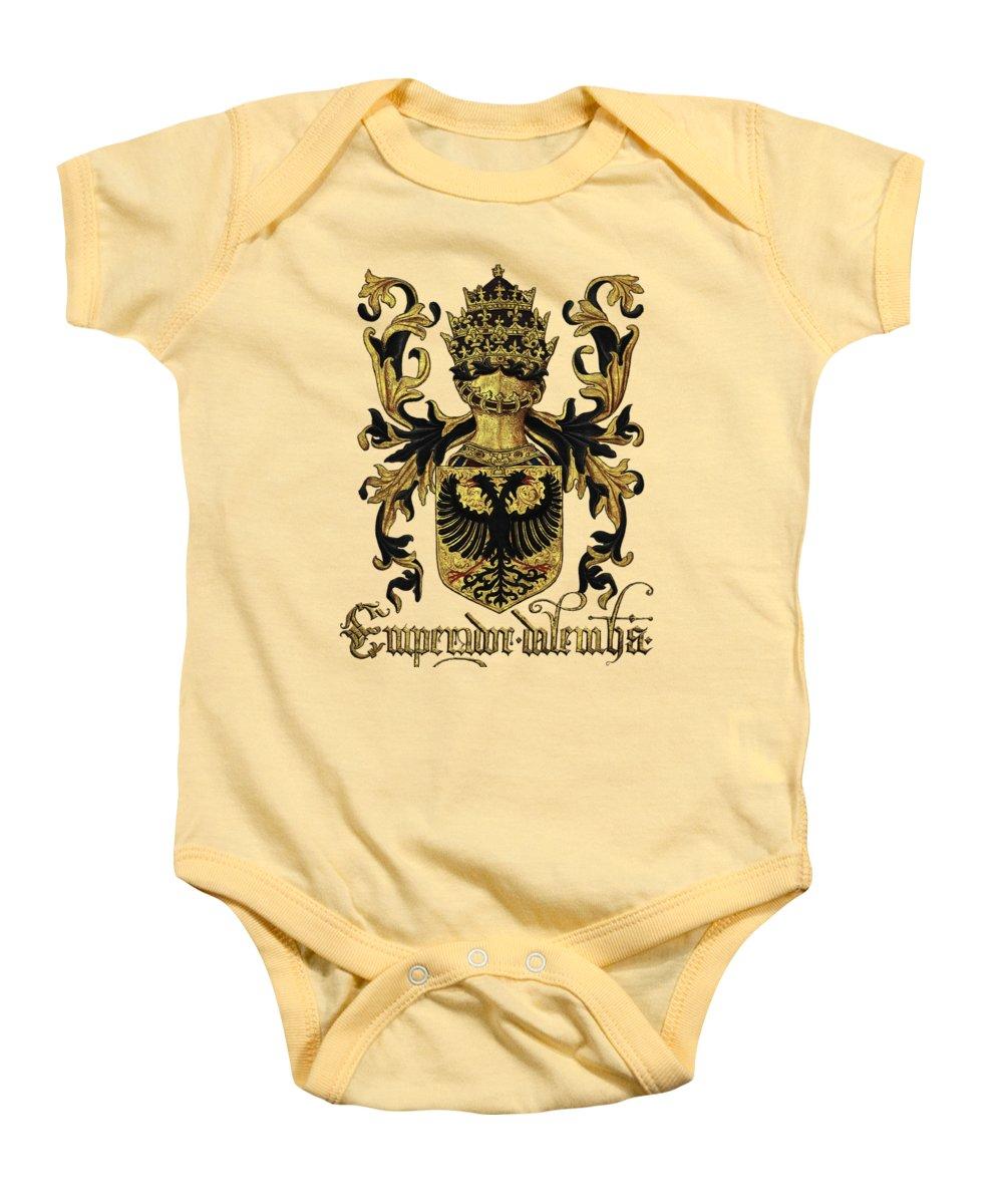 Heraldic Baby Onesies