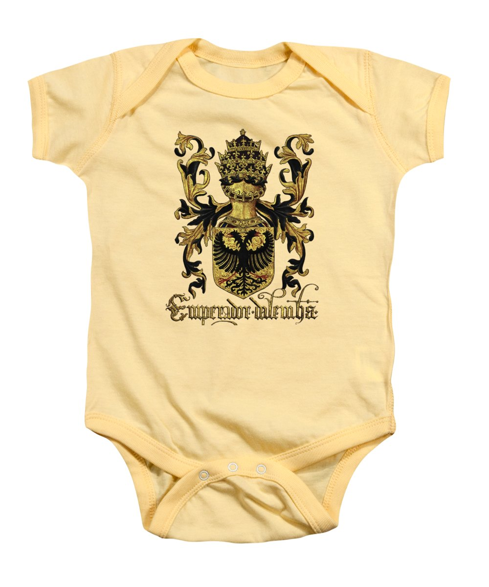 Roll Of Arms Baby Onesies