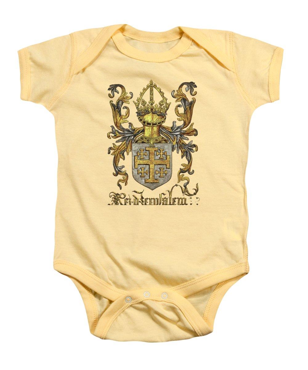 Armorial Baby Onesies