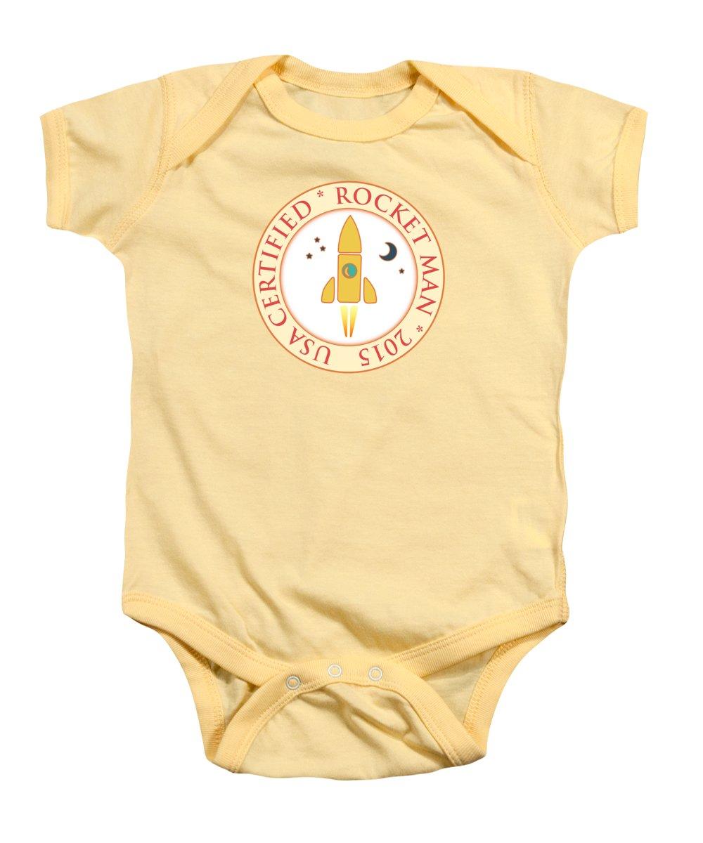 Astronauts Baby Onesies