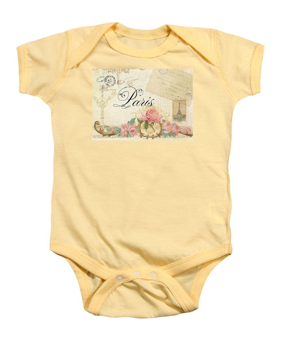 Plaster Of Paris Baby Onesies | Fine Art America