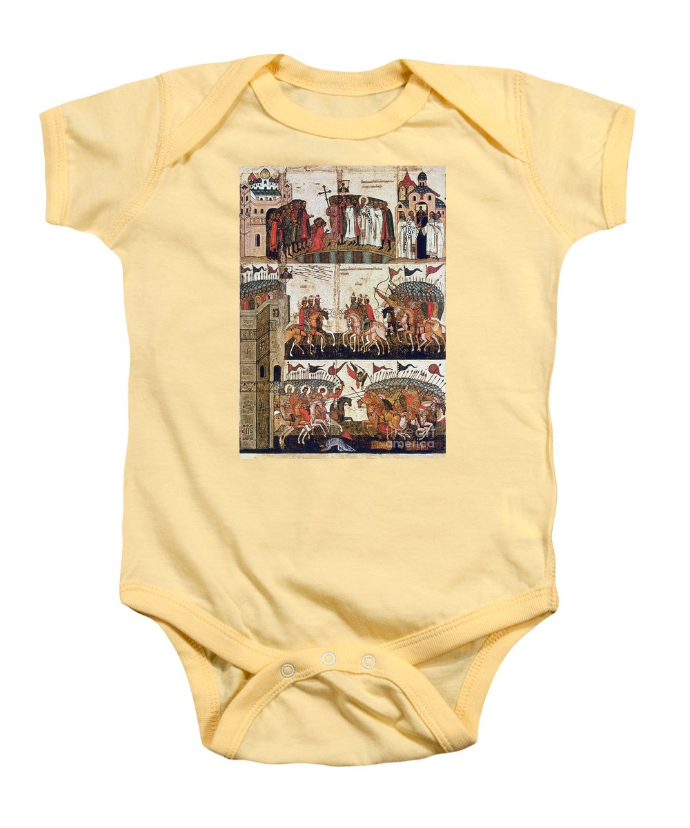 1169 Baby Onesie featuring the photograph Russia: Novgorod by Granger