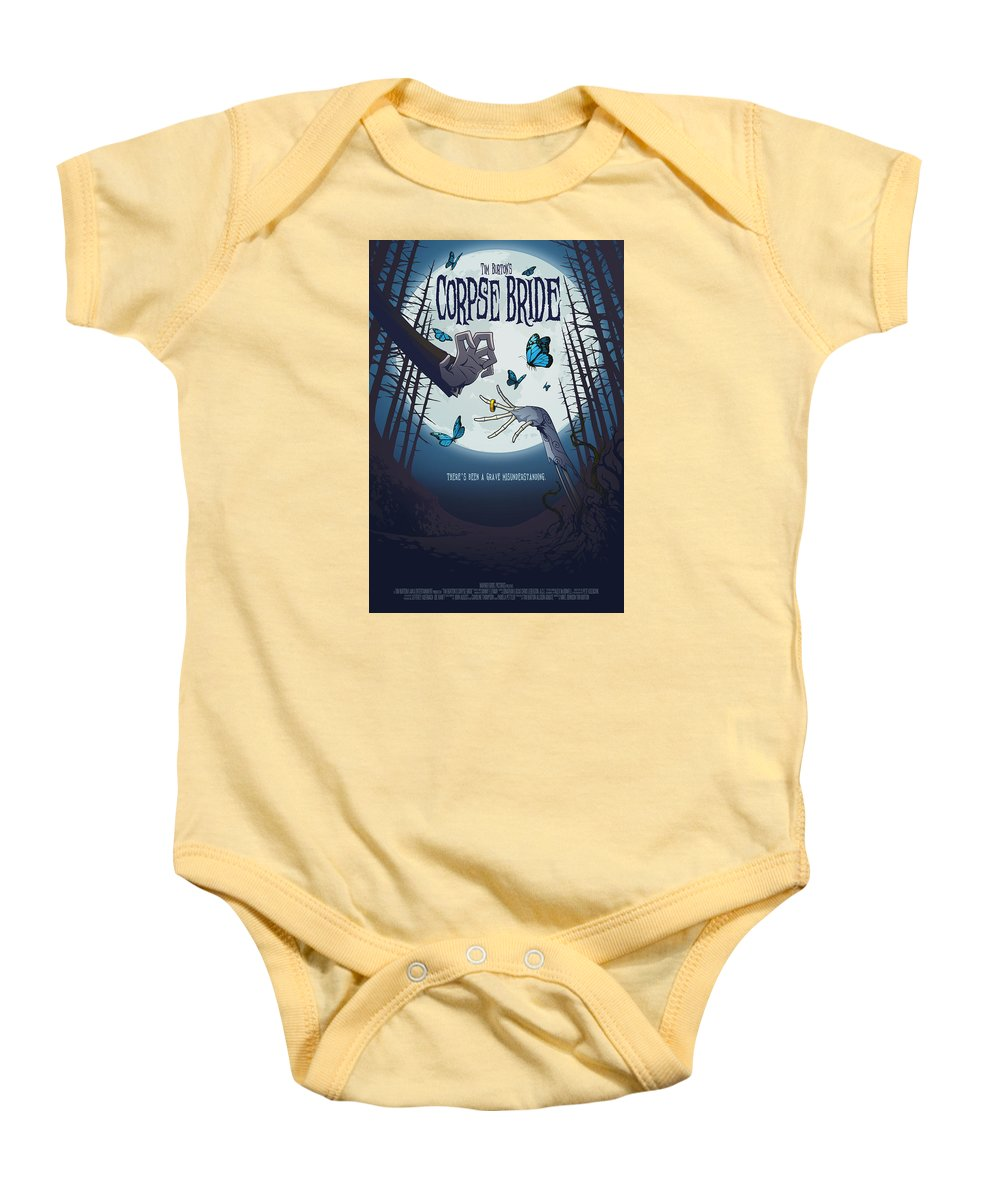 The Corpse Bride Alternative Poster Onesie for Sale by Christopher Ables