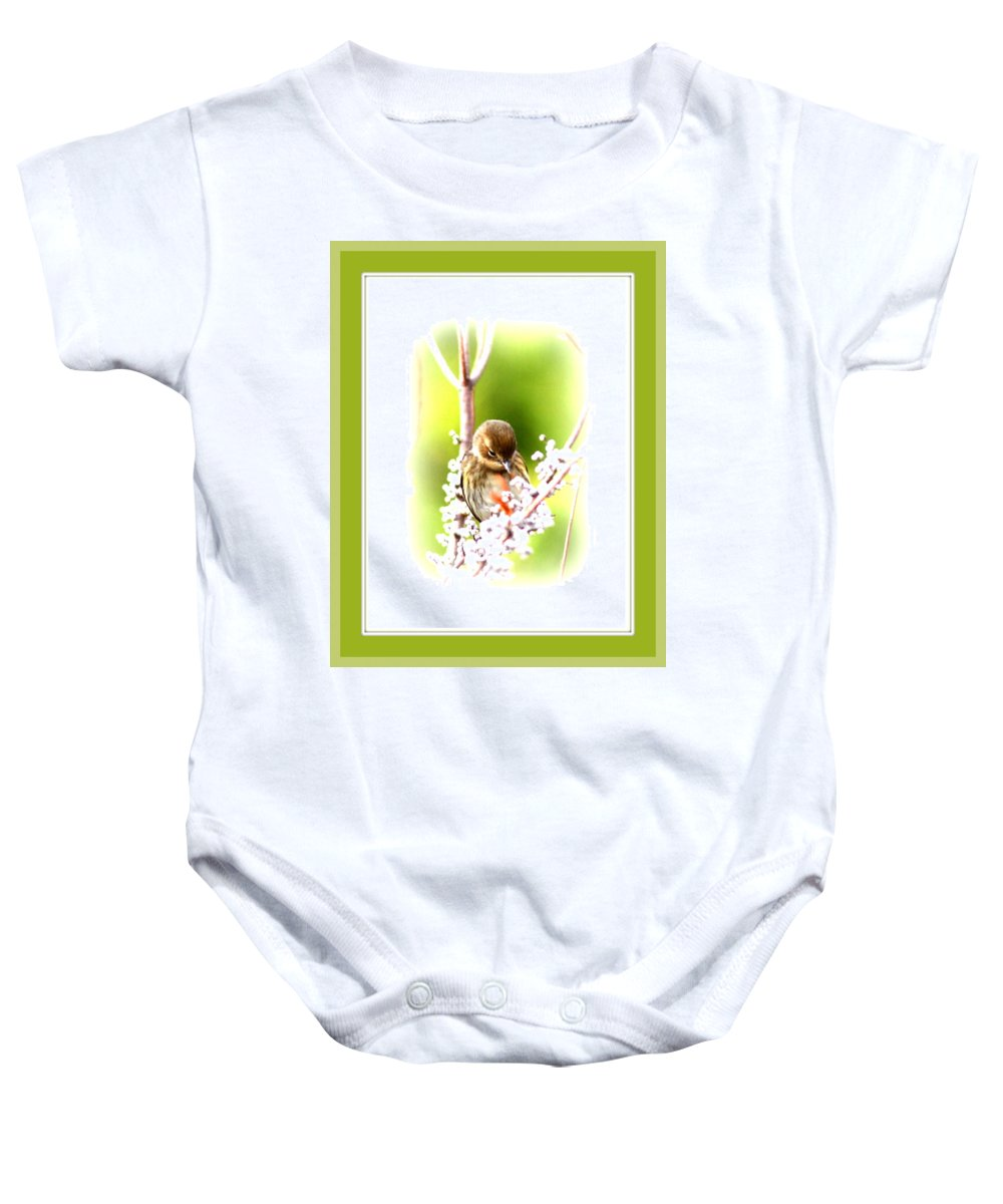 104036-008 Baby Onesie featuring the photograph 104036-008 by Travis Truelove