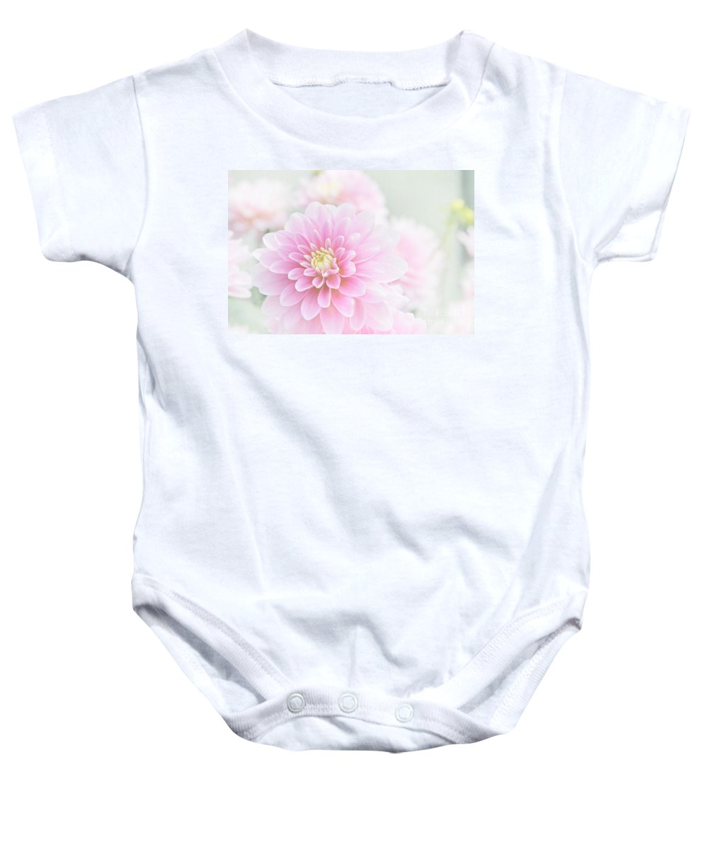 Aloha Baby Onesie featuring the photograph Beauty Iv by Sharon Mau