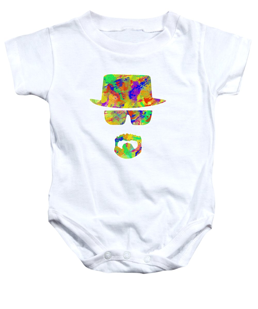 Breaking Bad Baby Onesie featuring the photograph Breaking Bad - 7 by Chris Smith