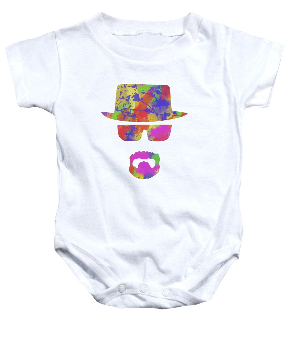 Breaking Bad Baby Onesie featuring the photograph Breaking Bad by Chris Smith