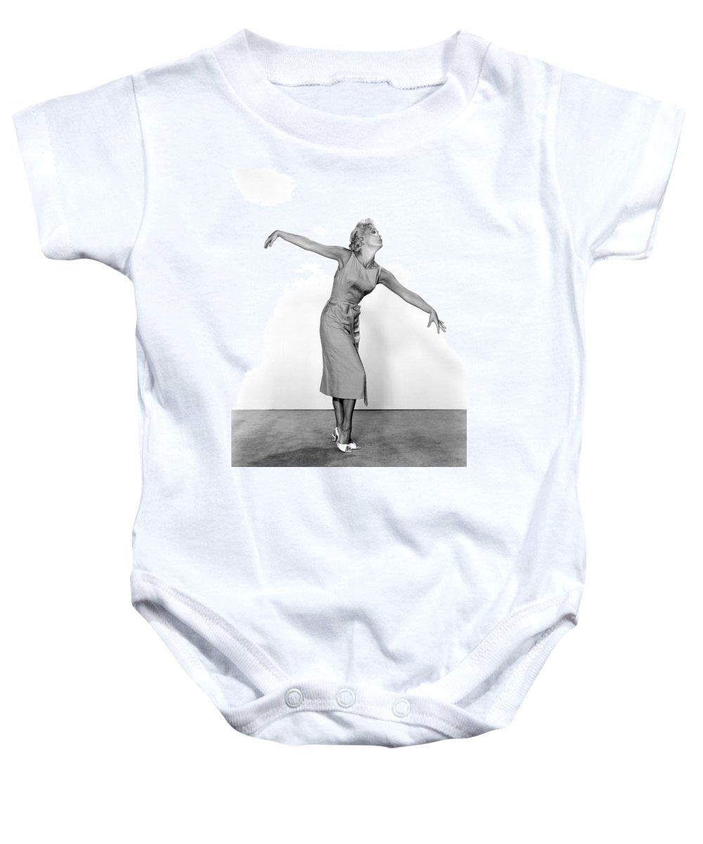 30-35 Years Baby Onesie featuring the photograph Jane Powell by Underwood Archives