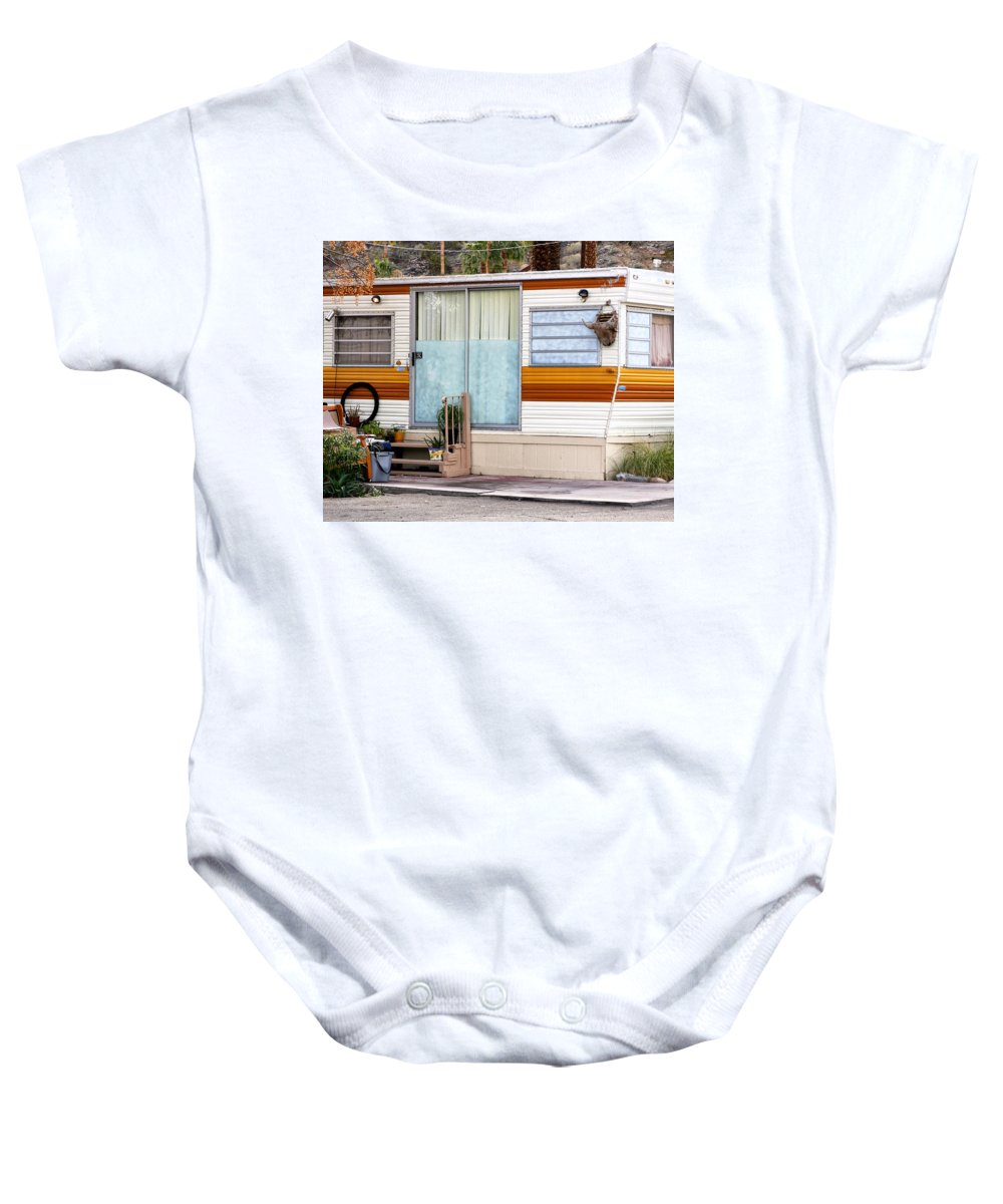Baby Onesie featuring the photograph Laid Back Lifestyle by William Dey