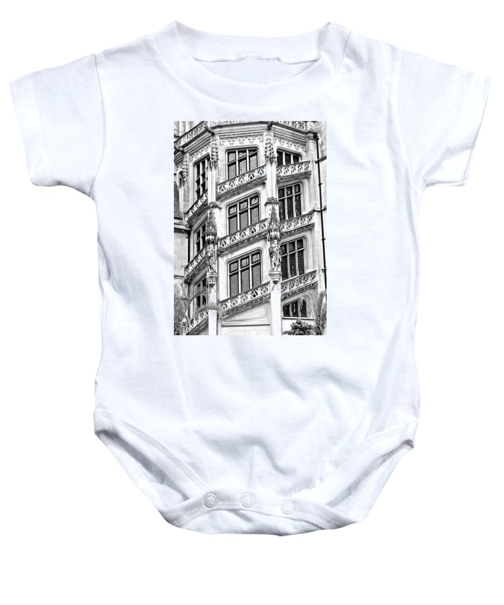 Unique Baby Onesie featuring the photograph One Of A Kind by Frozen in Time Fine Art Photography