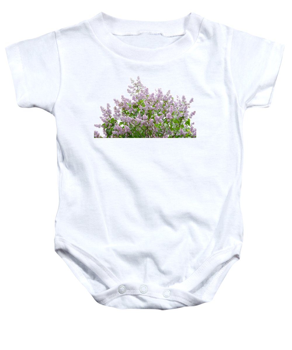 Art Baby Onesie featuring the photograph The Pink Of Spring - Featured 2 by Alexander Senin