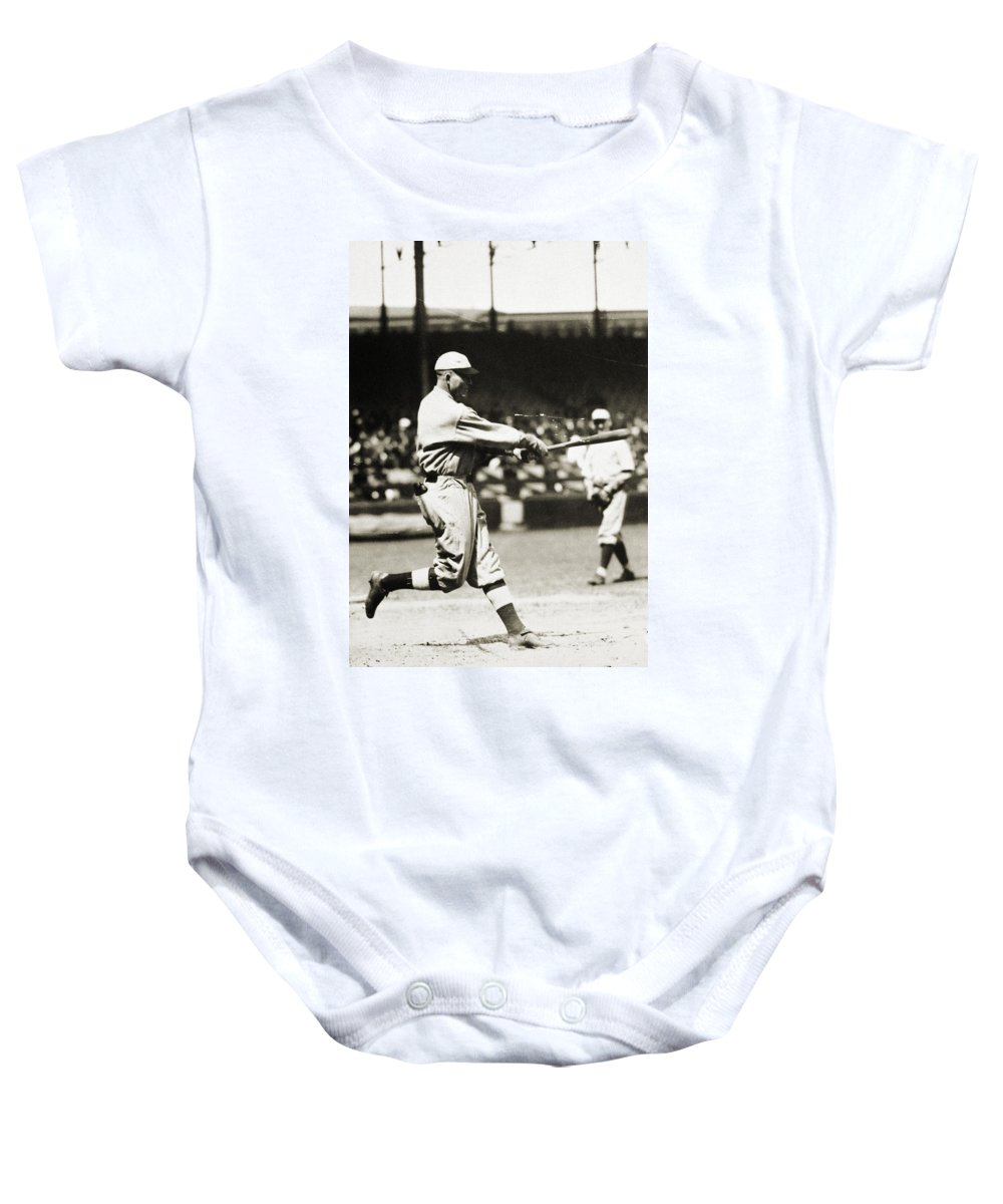 20th Century Baby Onesie featuring the photograph Rogers Hornsby (1896-1963) by Granger
